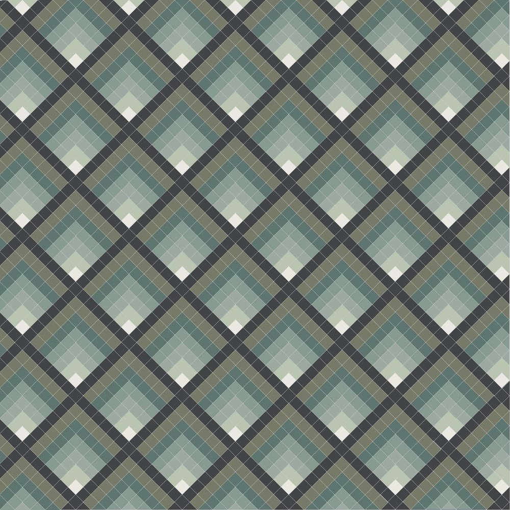 Dessin - Grille - Mosaic