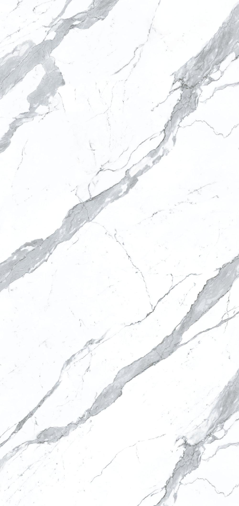 Luxury Series - Statuario Extra White