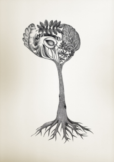 Art by Silje Soeviknes, Erlend Hodneland, Judith Haasz (Brain Art competition)