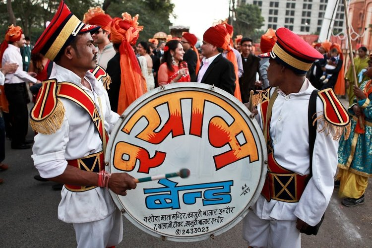 The Energy Of A Baraat Is Extremely Contagious And Depending On How Large Group Friends Groom Has Procession Could Last 4 Hours Thats