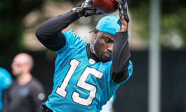 "Keyarris Garrett looking to prove to the Carolina Panthers that he will be a ""steal"""