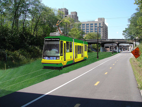 Background on the  Midtown Streetcar  concept