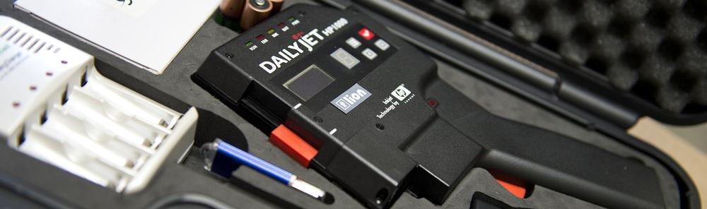 CODEUSE PORTATIVE DAILYJET  Version portative légère des Smart-Jets. Imprimez partout avec une imprimante qui va partout.   PDF