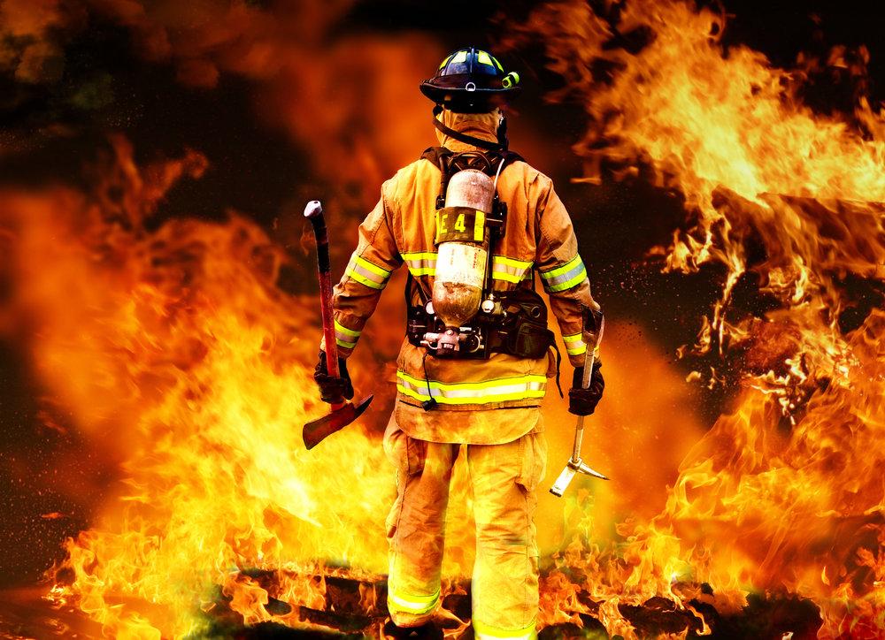Séchoir à habits de pompier  Séchoir à combinaisons de sauvetage  Service incendie