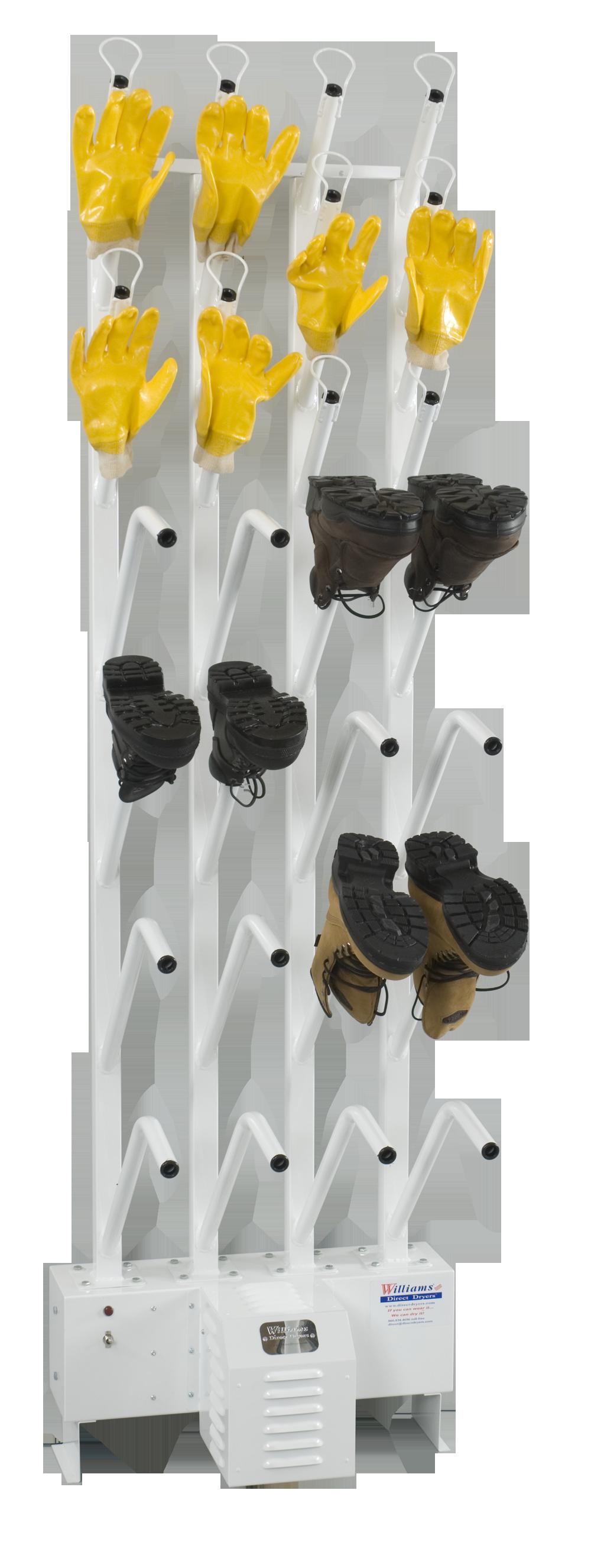 Séchoir commercial pour bottes et gants  Séchoir commercial pour bottes  Séchoir commercial pour gants