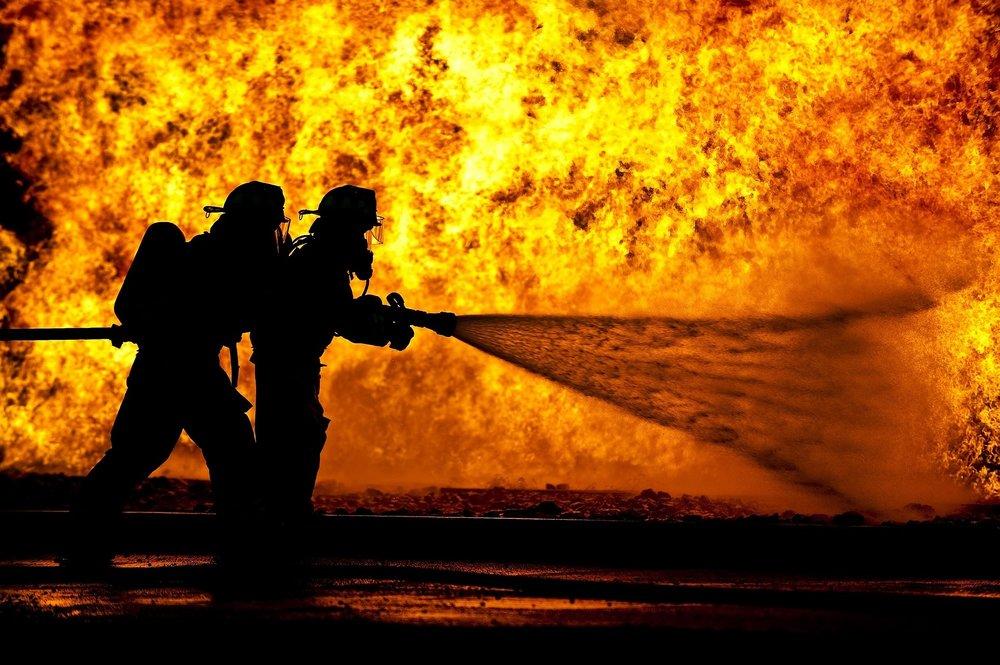 Laveuse-essoreuse pour habits de pompier