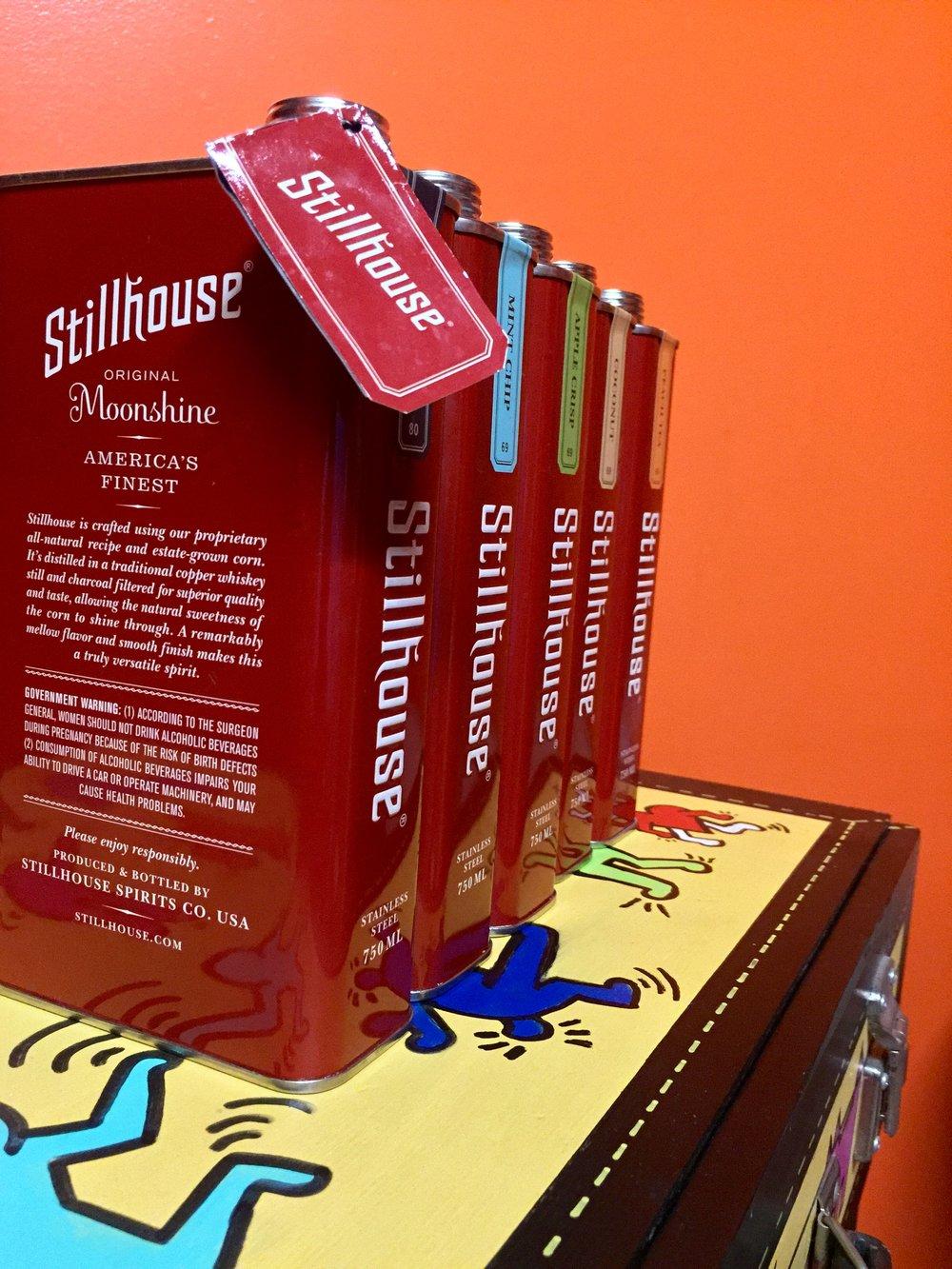 Stillhouse Moonshine Whiskey