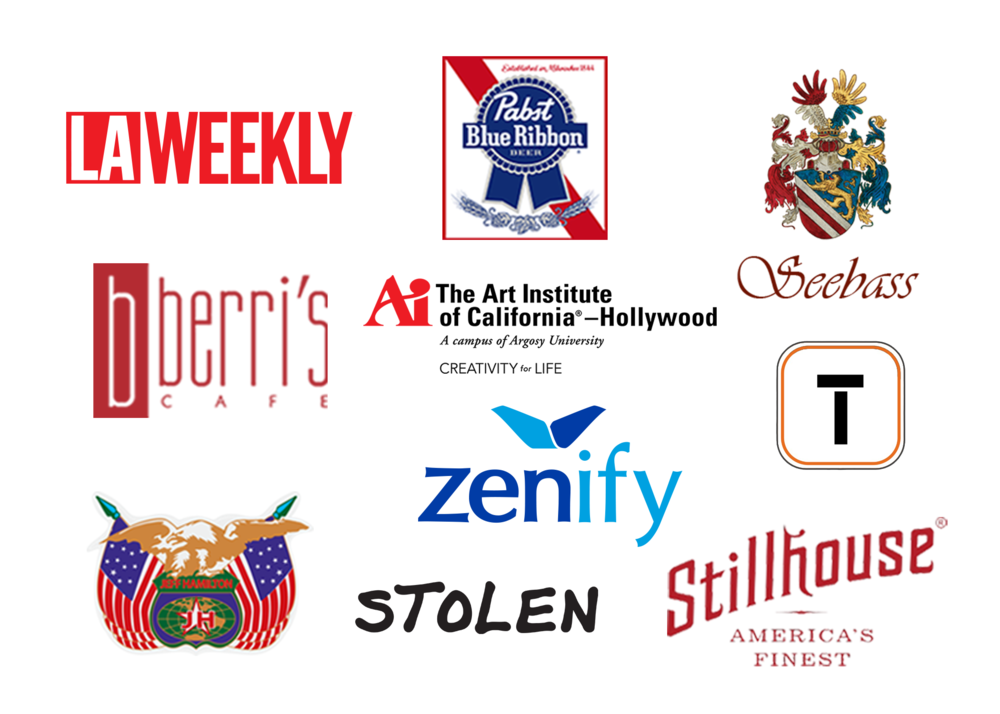 Thank you to all of our amazing sponsors that help make Street Art Fair Possible!