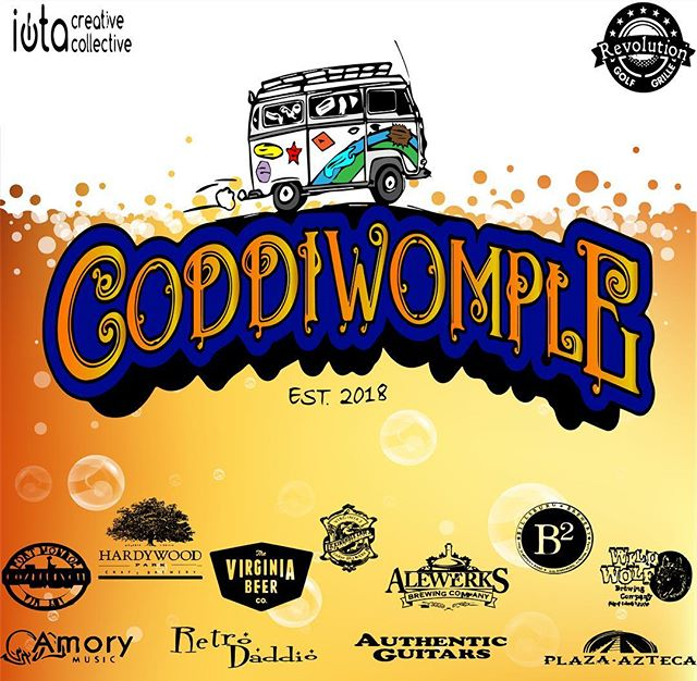 8 days left to get your tickets!! www.doyoucoddiwomple.com