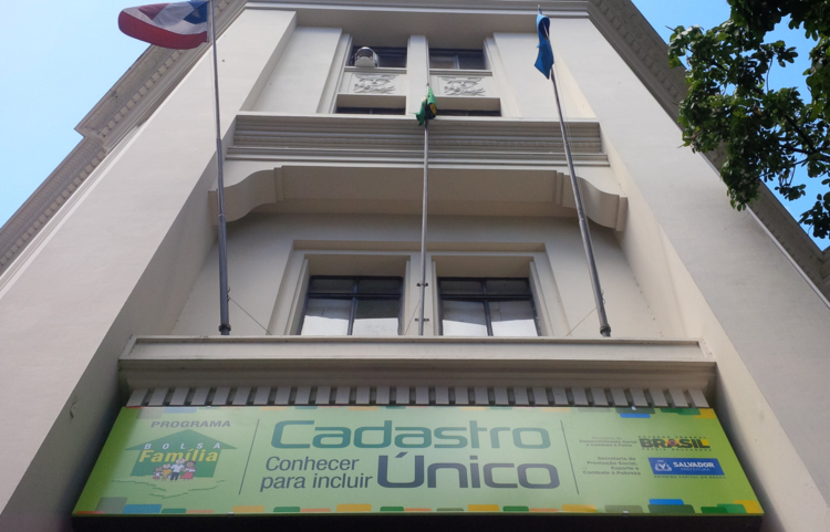 City of Salvador, Cadastro Unico and Municipal Secretariat of Social Promotion and Poverty Alleviation (Photo Credit: A Sim)