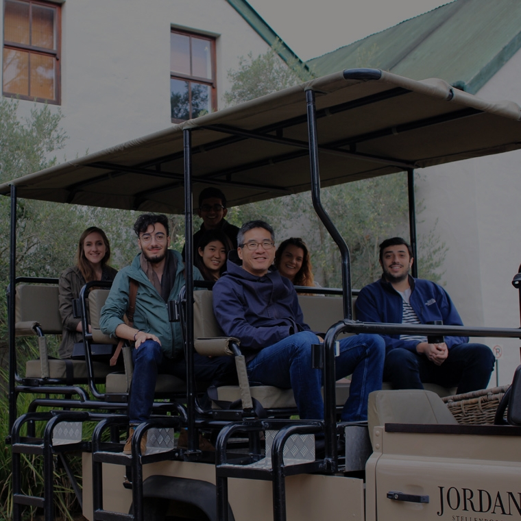 Reaching the poorest of the poor in South Africa: U of T undergrads -