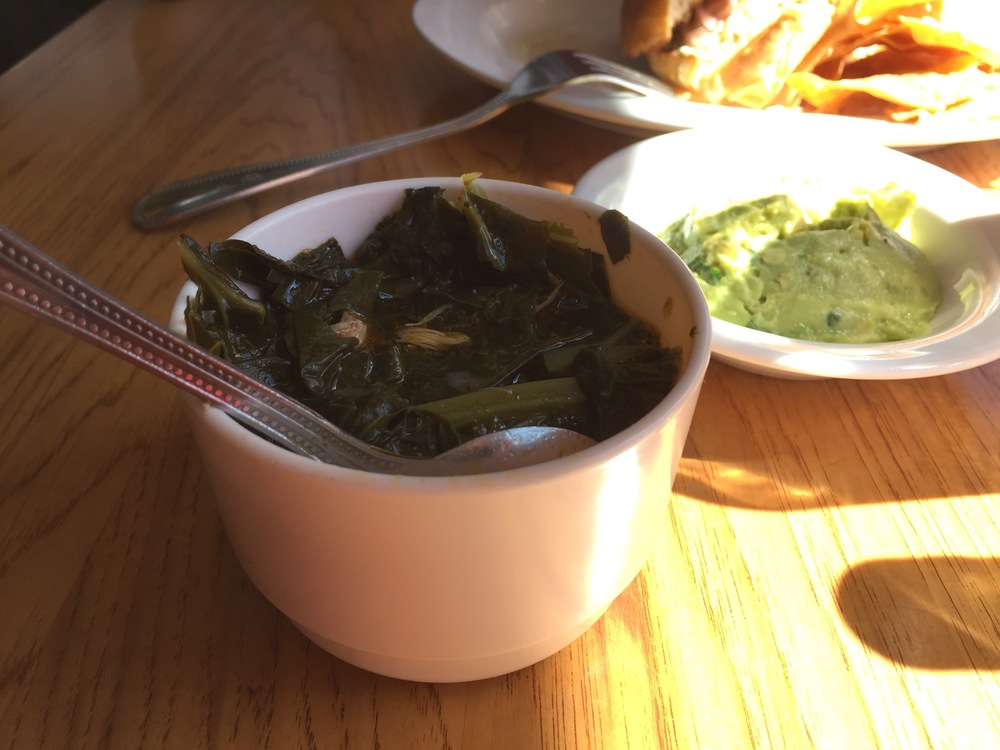 BRASA Collards | A Look Into