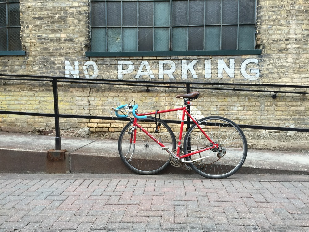 No Parking | A Look Into