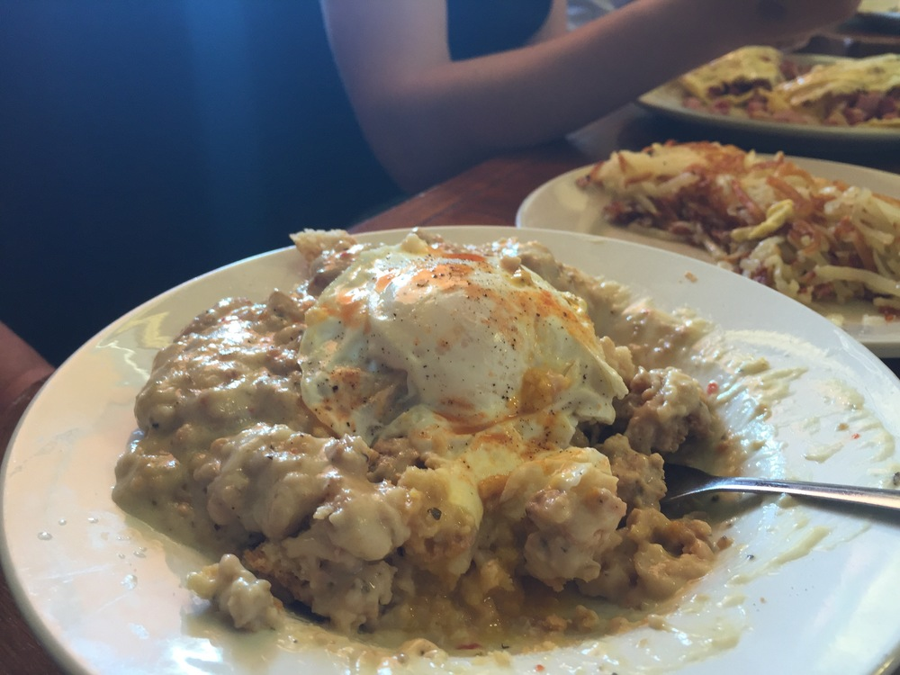 Keys Cafe Biscuits n' Gravy | A Look Into