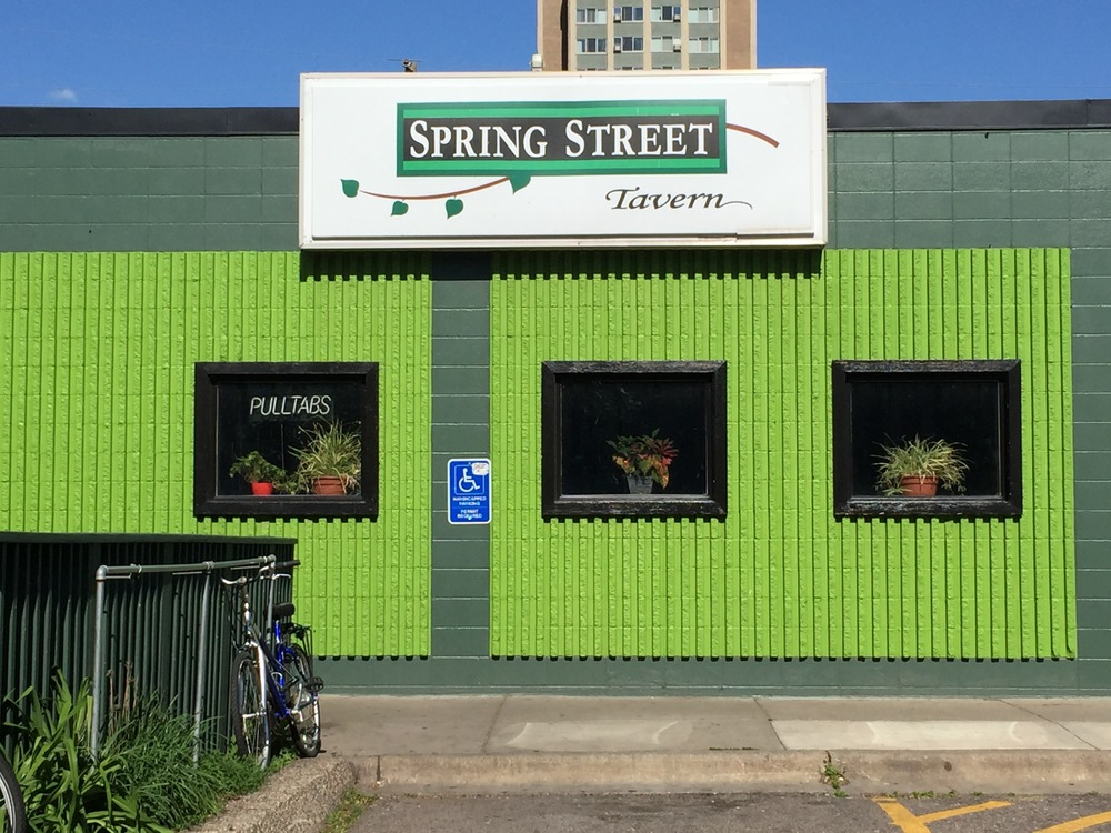 Spring Street Tavern | A Look Into