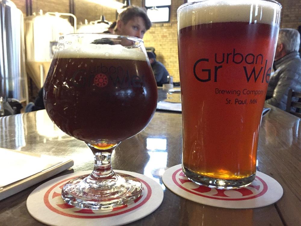 Urban Growler | A Look Into