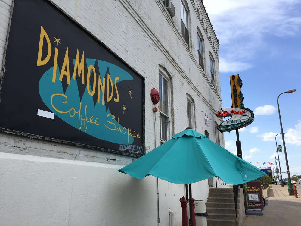 Diamonds Coffee | A Look Into