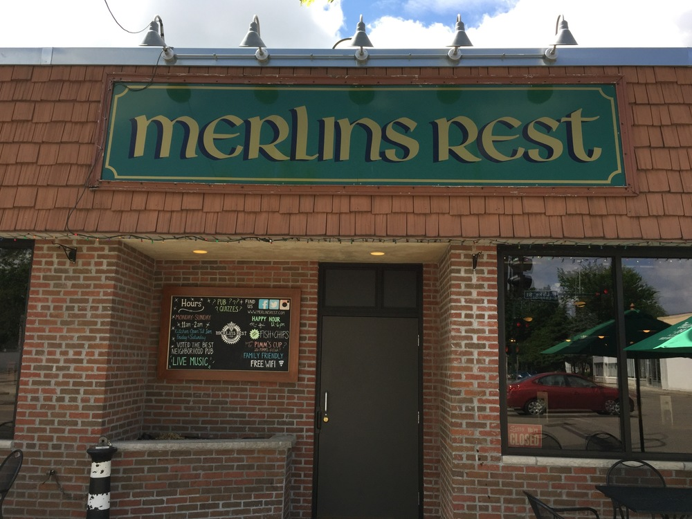 Merlin's Rest | A Look Into