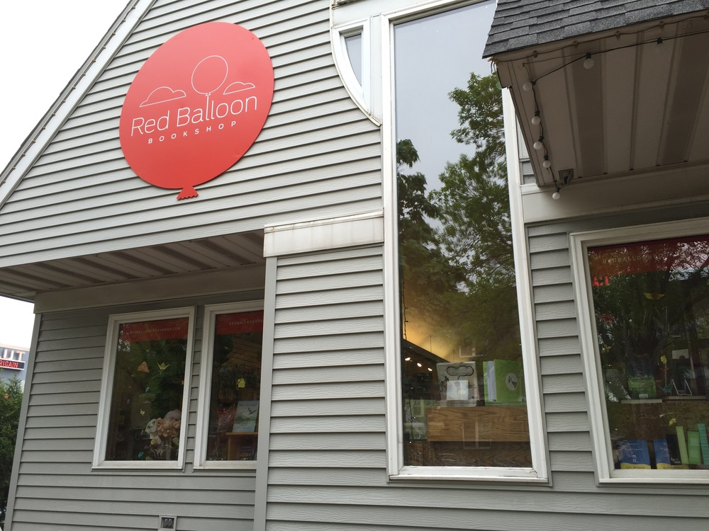 Red Balloon Bookshop | A Look Into