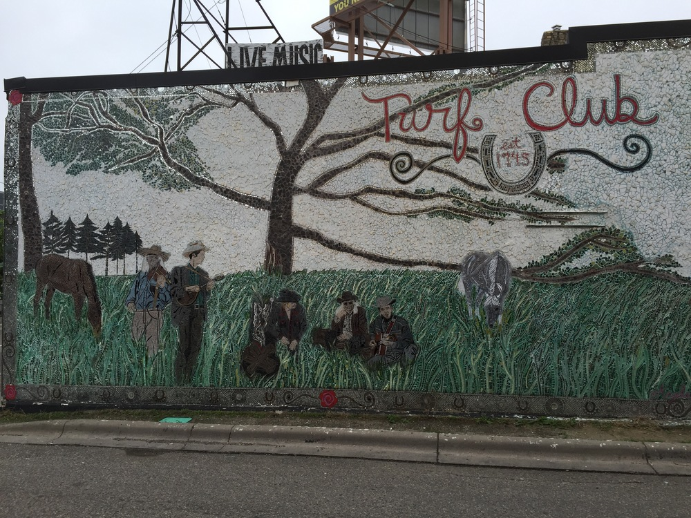 Turf Club | A Look Into