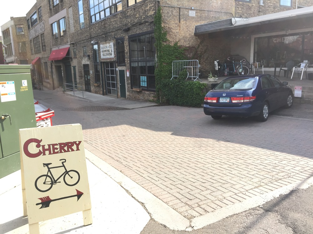 Cherry Cycles | A Look Into
