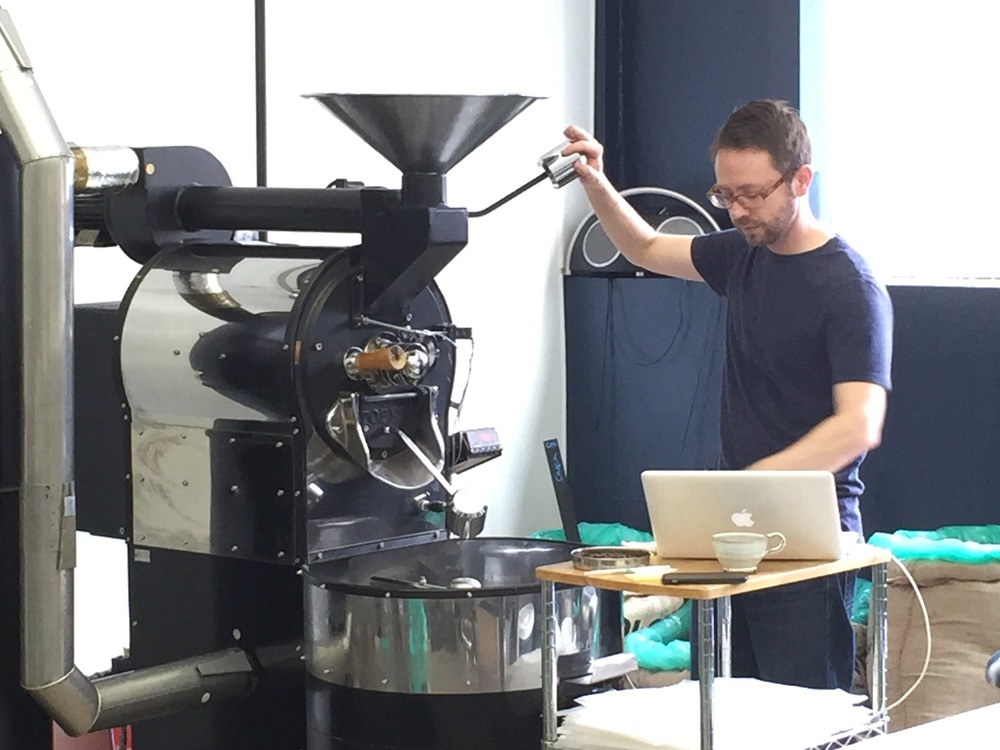 Roundtable Coffee Shawn | A Look Into