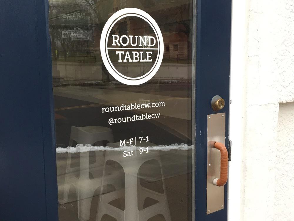 Roundtable Coffee Door | A Look Into