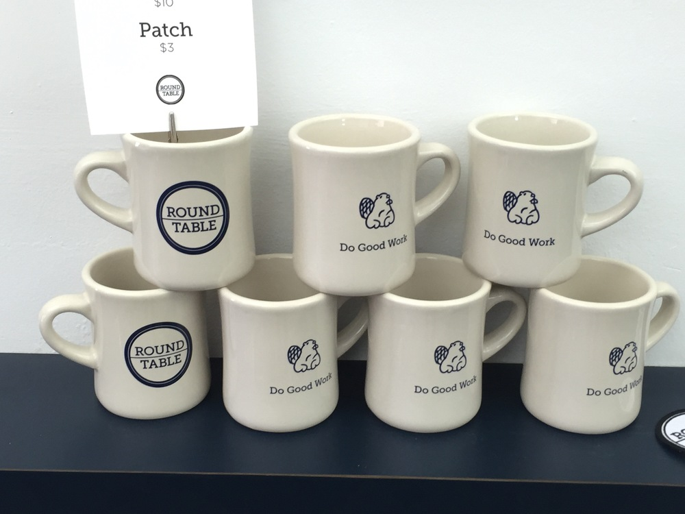 Roundtable Coffee Mugs | A Look Into