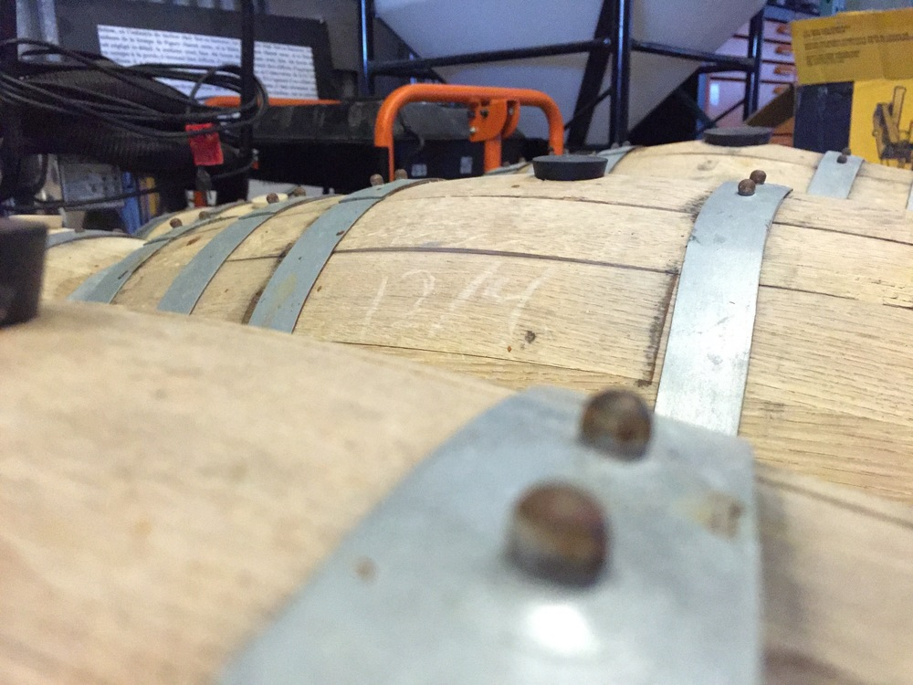 Sociable Cider Barrels | A Look Into