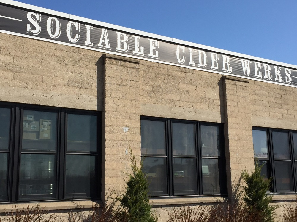 Sociable Cider Werks | A Look Into