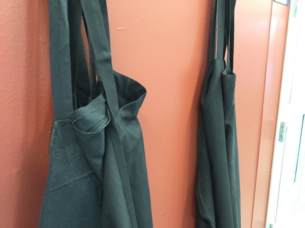 The Good Acre Aprons | A Look Into