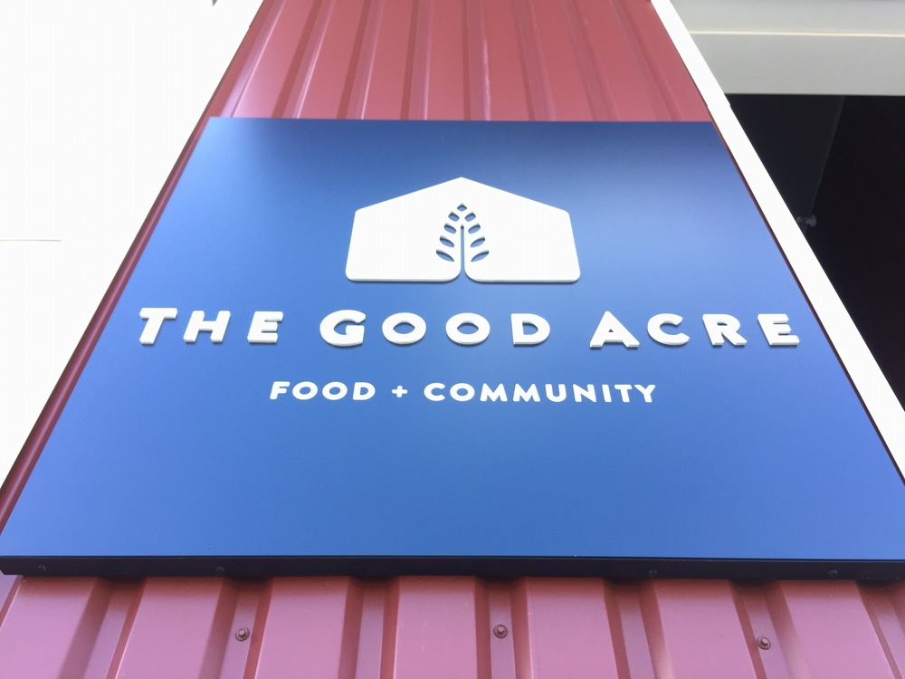The Good Acre Logo | A Look Into