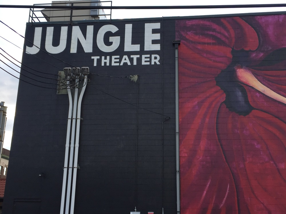 Jungle Theater Paint | A Look Into