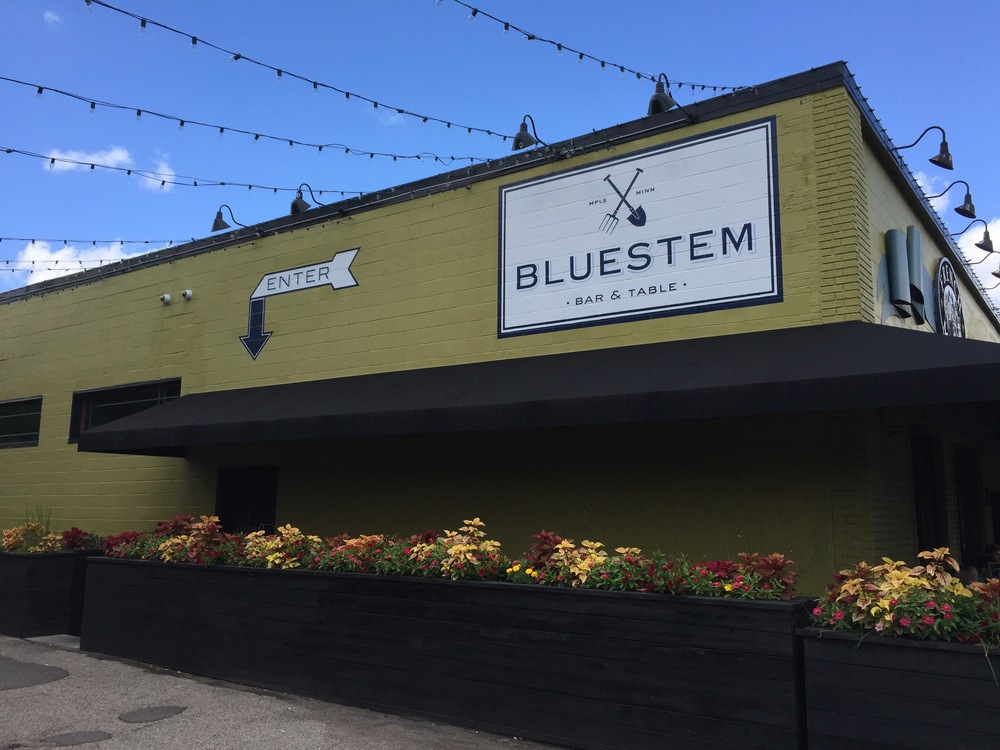 Bluestem Bar | A Look Into