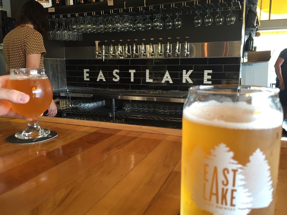 Eastlake Brewery Beer | A Look Into