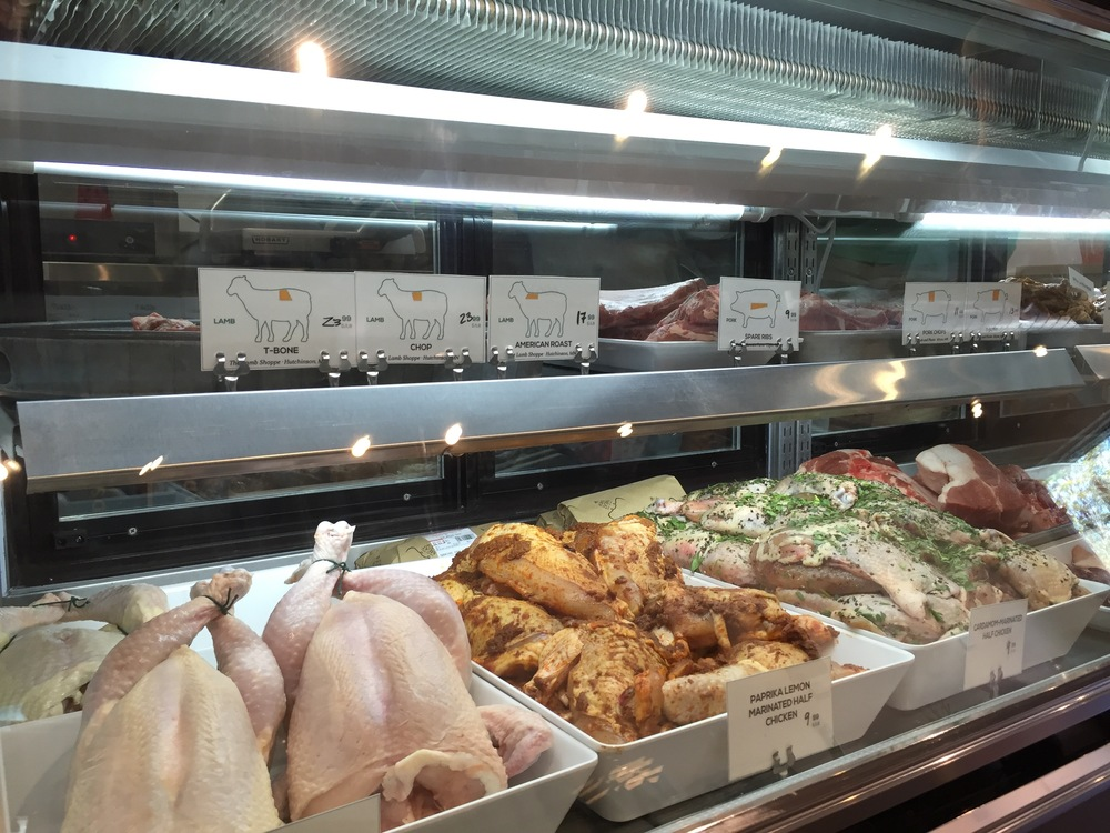 St. Paul Meat Shop Display | A Look Into