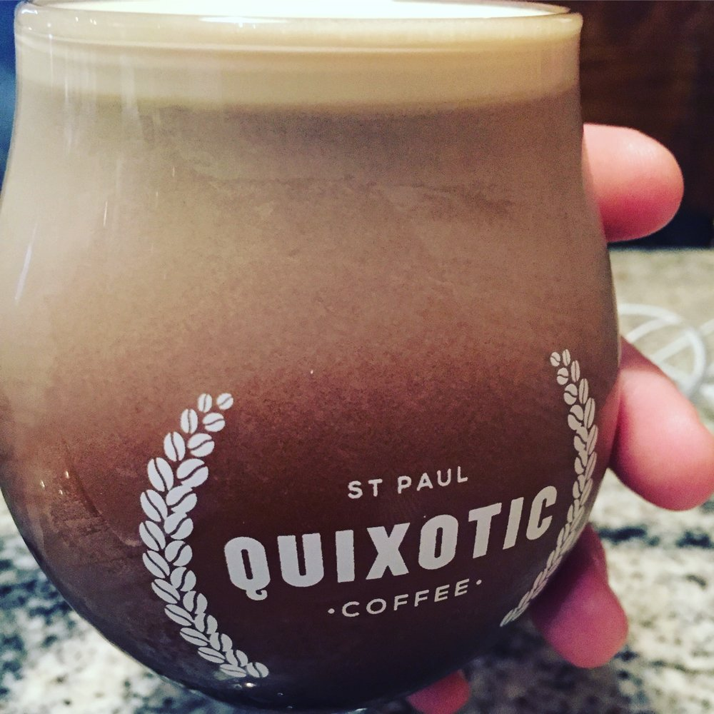 Quixotic Nitro Cold Brew