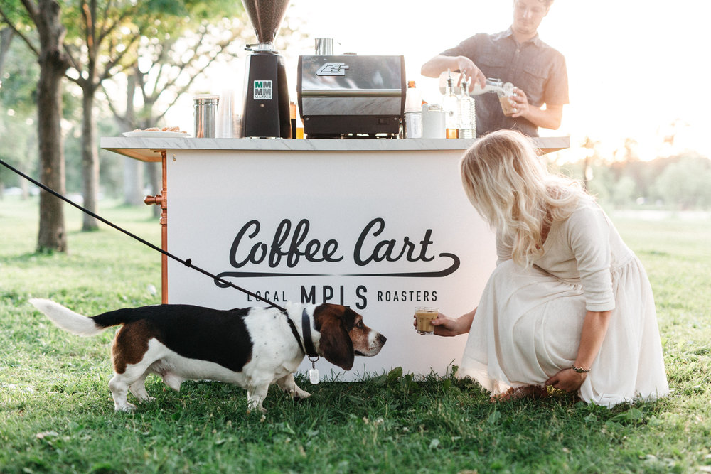 Coffee Cart Mpls - A Look Into