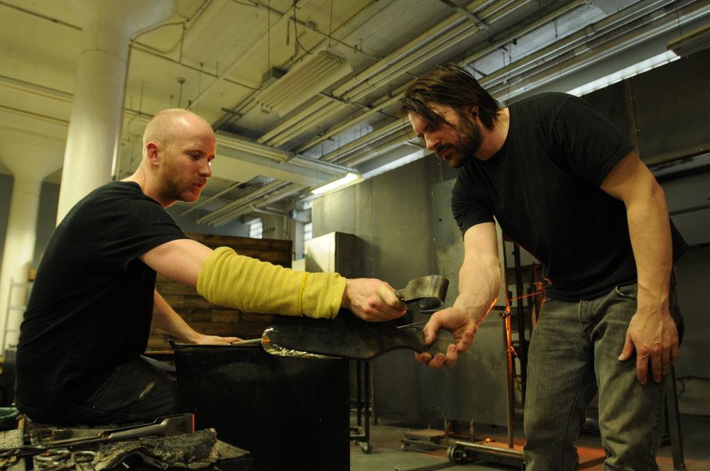 Jackson Schwartz + Joe Limpert
