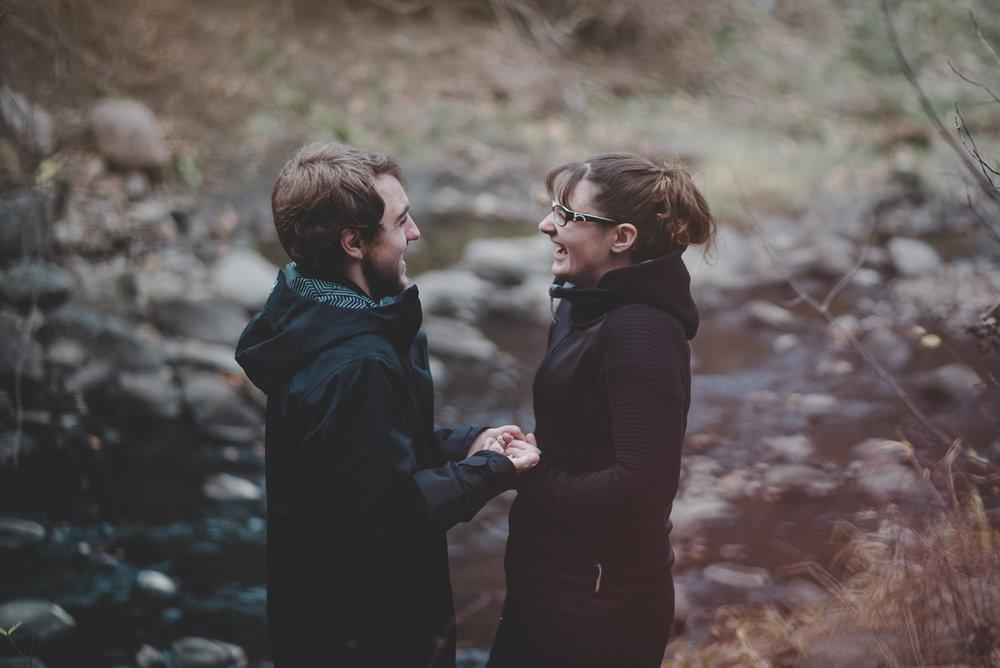 Engagement: Kristen + Stephen