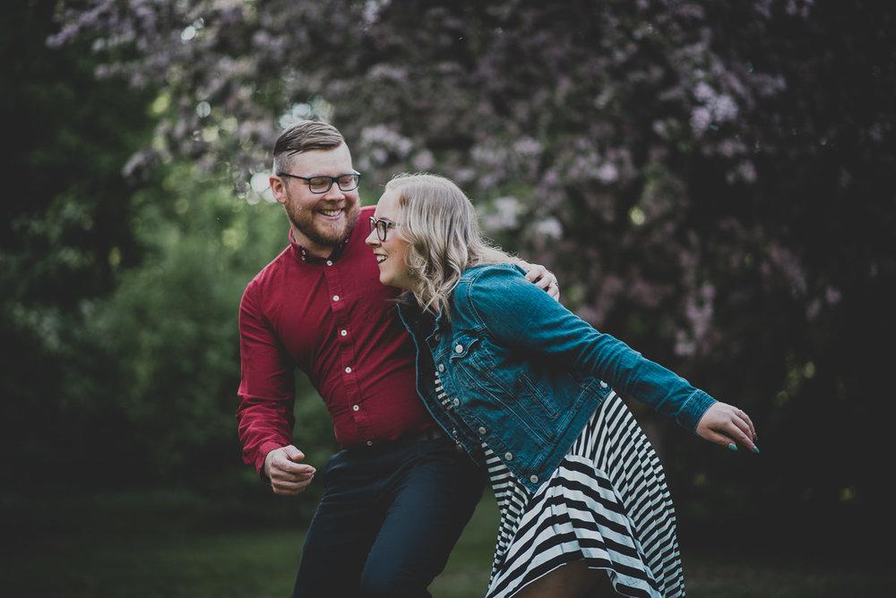 Engagement: Morgan + Jocelyn