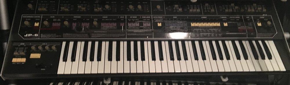 Roland Jupiter 6 w/ Midi Kit - $175/day -