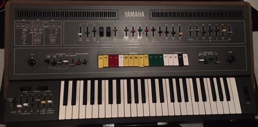 Yamaha CS-50$175/Day -