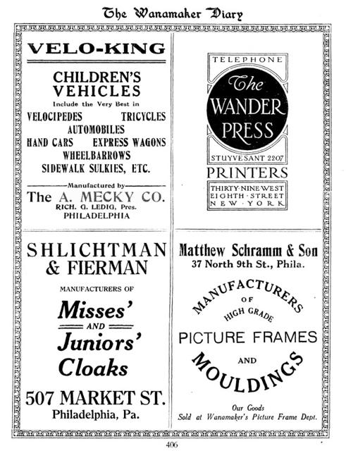 Velo-King Ad (1916)