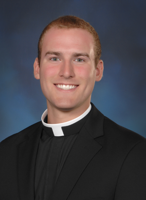 Will Stuever (St. Paul Seminarian)
