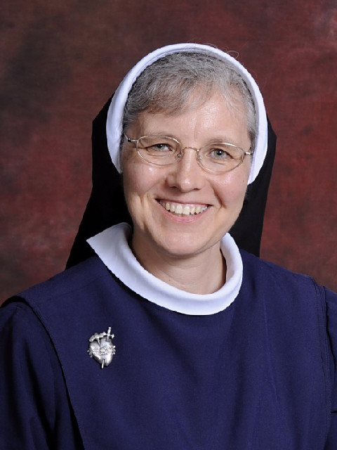 Sr. Veronica Marie Miller, IHM (WSU Alum)