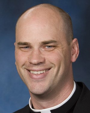 Fr. Jarrod Lies (WSU Alum)