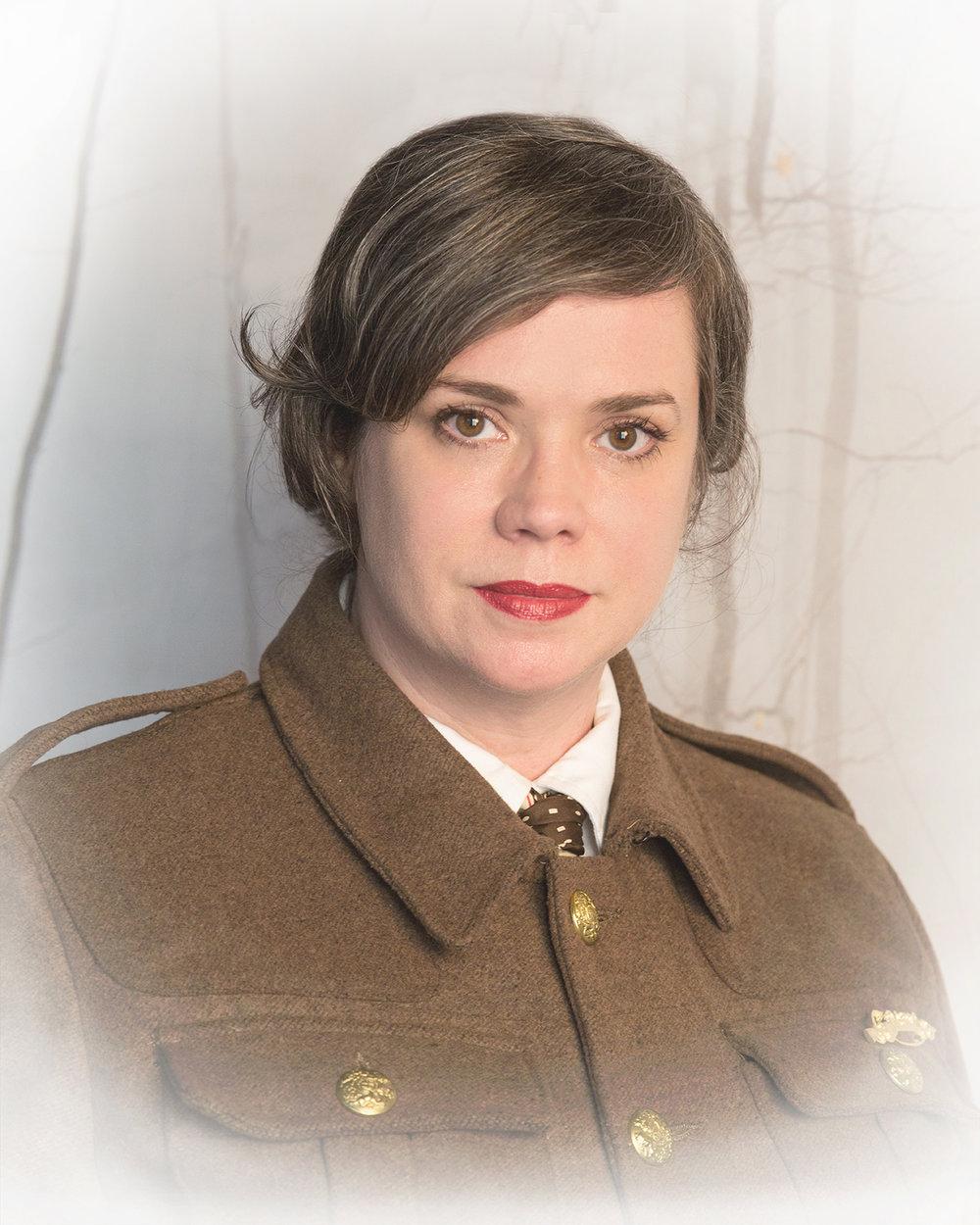 Allison Stewart as Margaret Skinnider