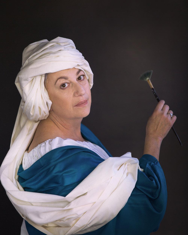 Gina Stepaniuk as Artemisia Gentileschi