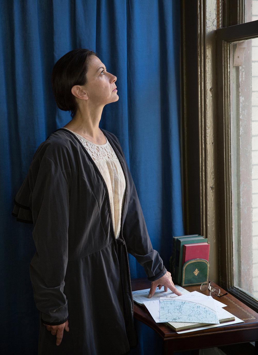 Micol Hebron as Cecilia Payne-Gaposchkin